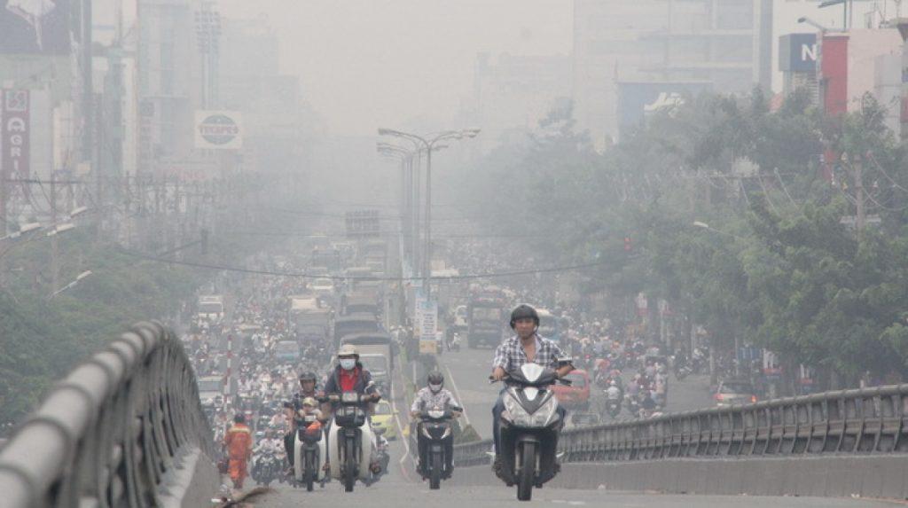 Giảm ô nhiễm không khí